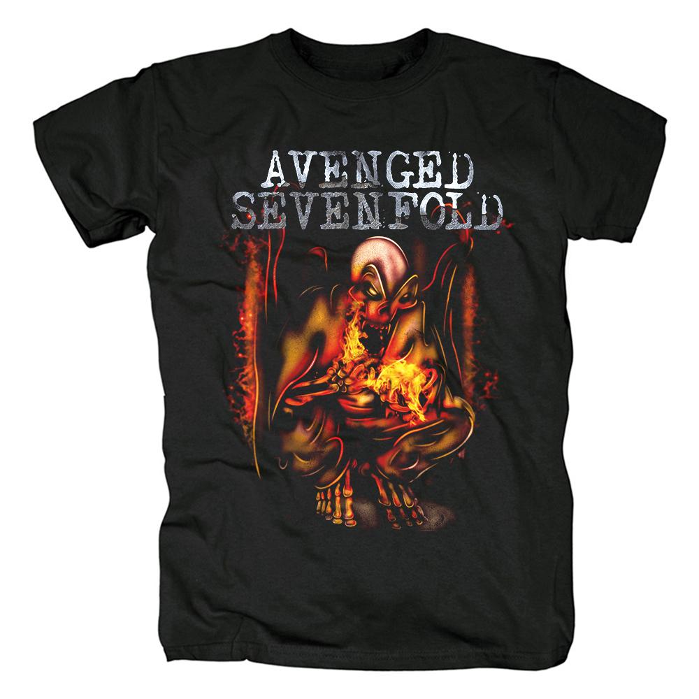 Merch T-Shirt Avenged Sevenfold Pyromancer