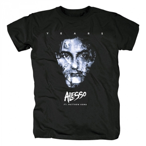 Collectibles T-Shirt Dj Alesso Years Black