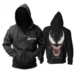 Collectibles Hoodie Venom We Are Venom Marvel Pullover