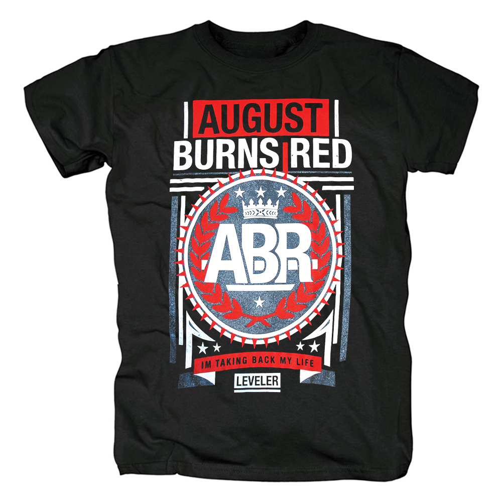 Collectibles T-Shirt August Burns Red I'M Taking Back My Life