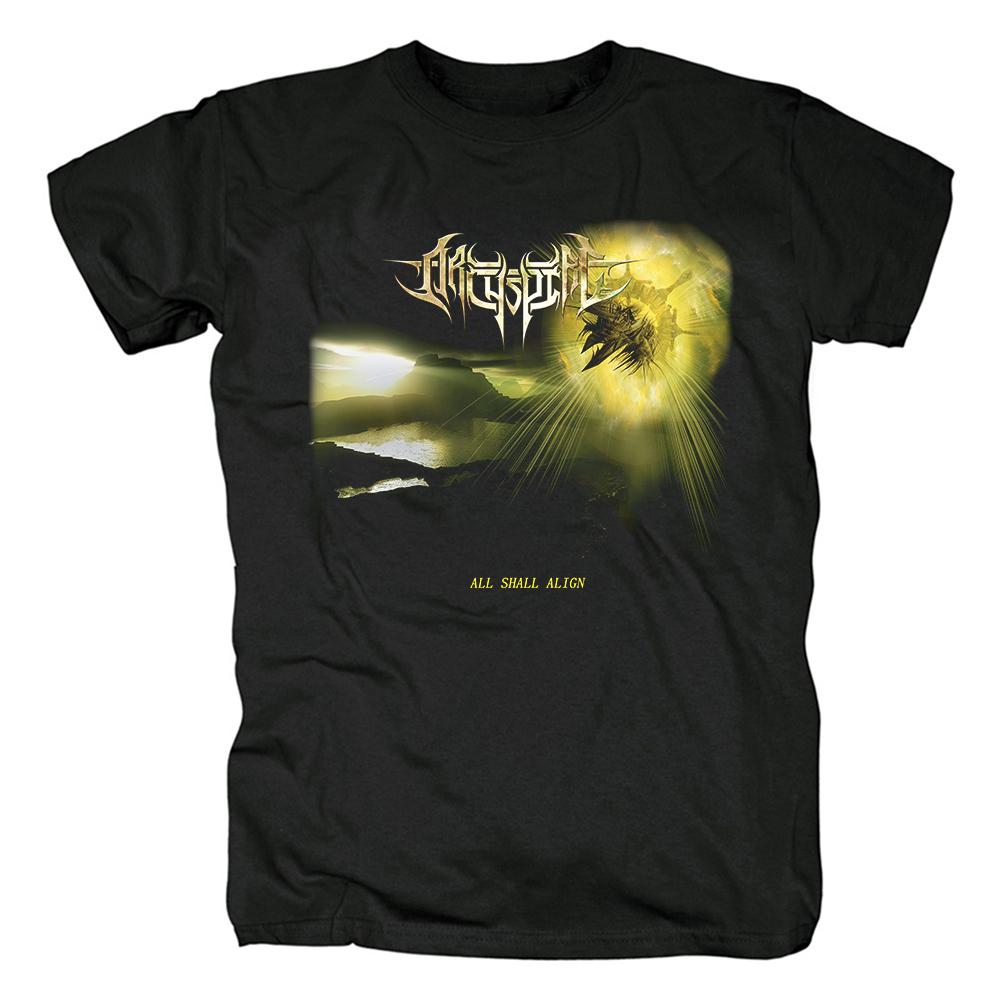 Merch T-Shirt Archspire All Shall Align