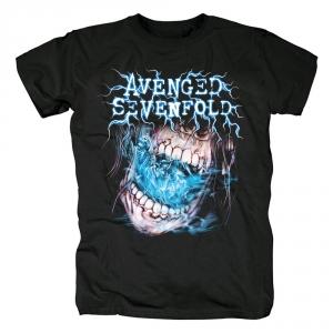 Merchandise T-Shirt Avenged Sevenfold Metal