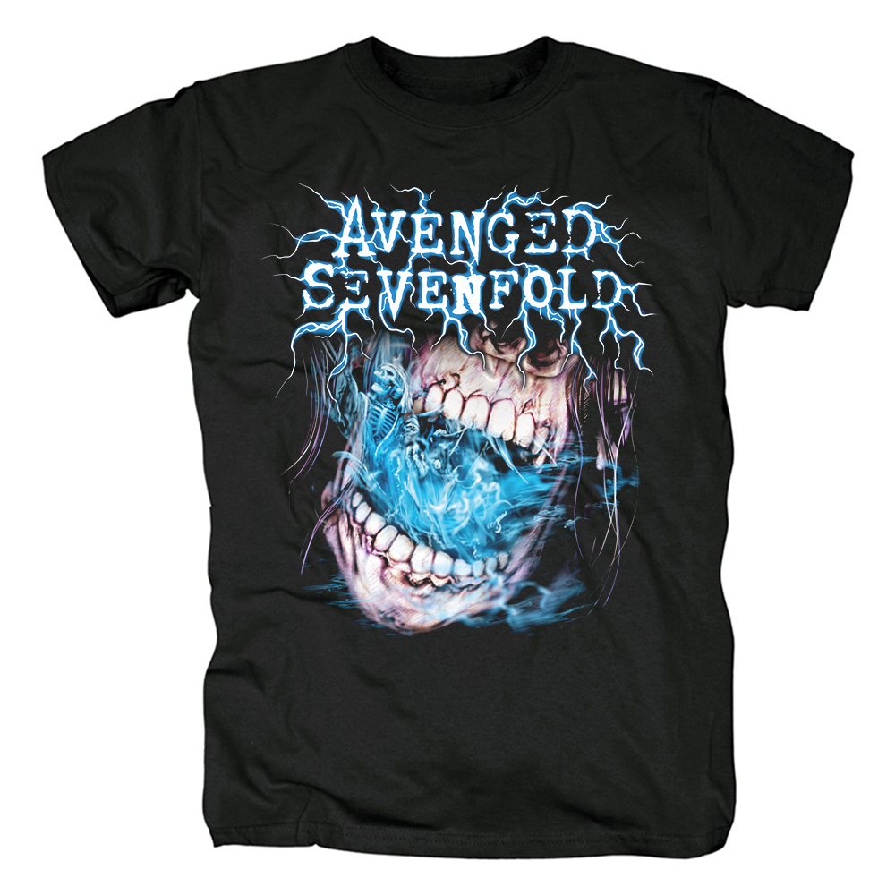 Collectibles T-Shirt Avenged Sevenfold Metal