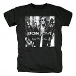 Merch T-Shirt Bon Jovi Keep The Faith Rock Band