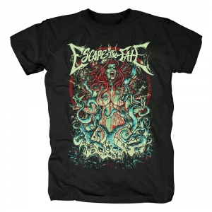 Collectibles T-Shirt Escape The Fate Diva Nation