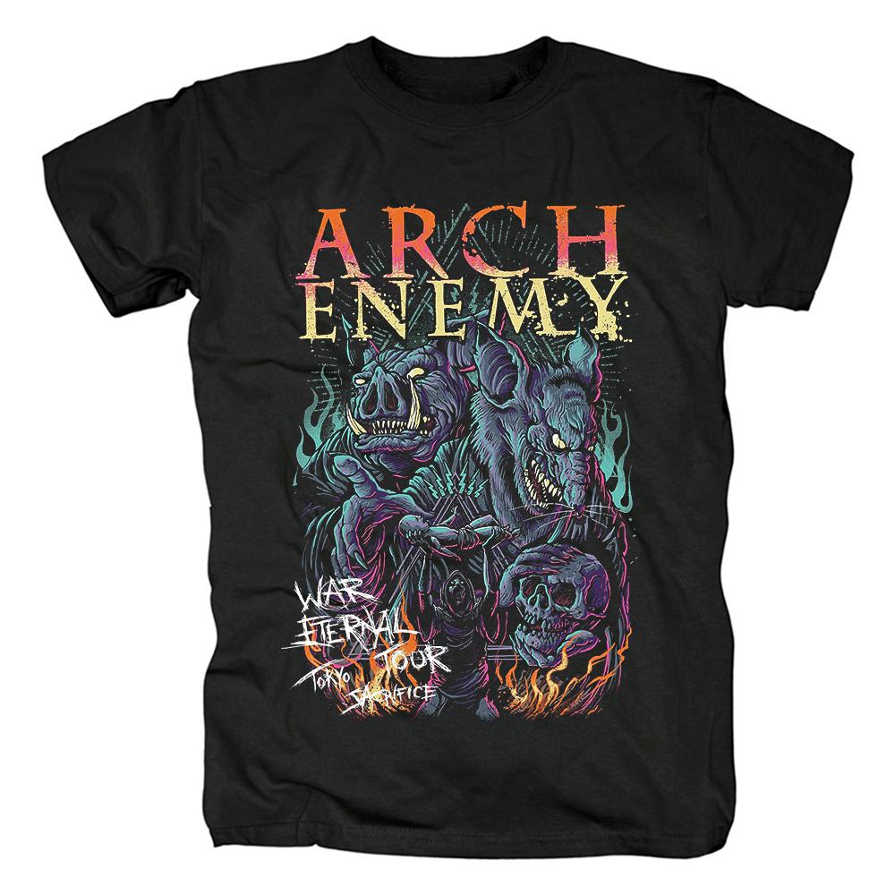 Merchandise T-Shirt Arch Enemy War Eternal Tokyo Tour