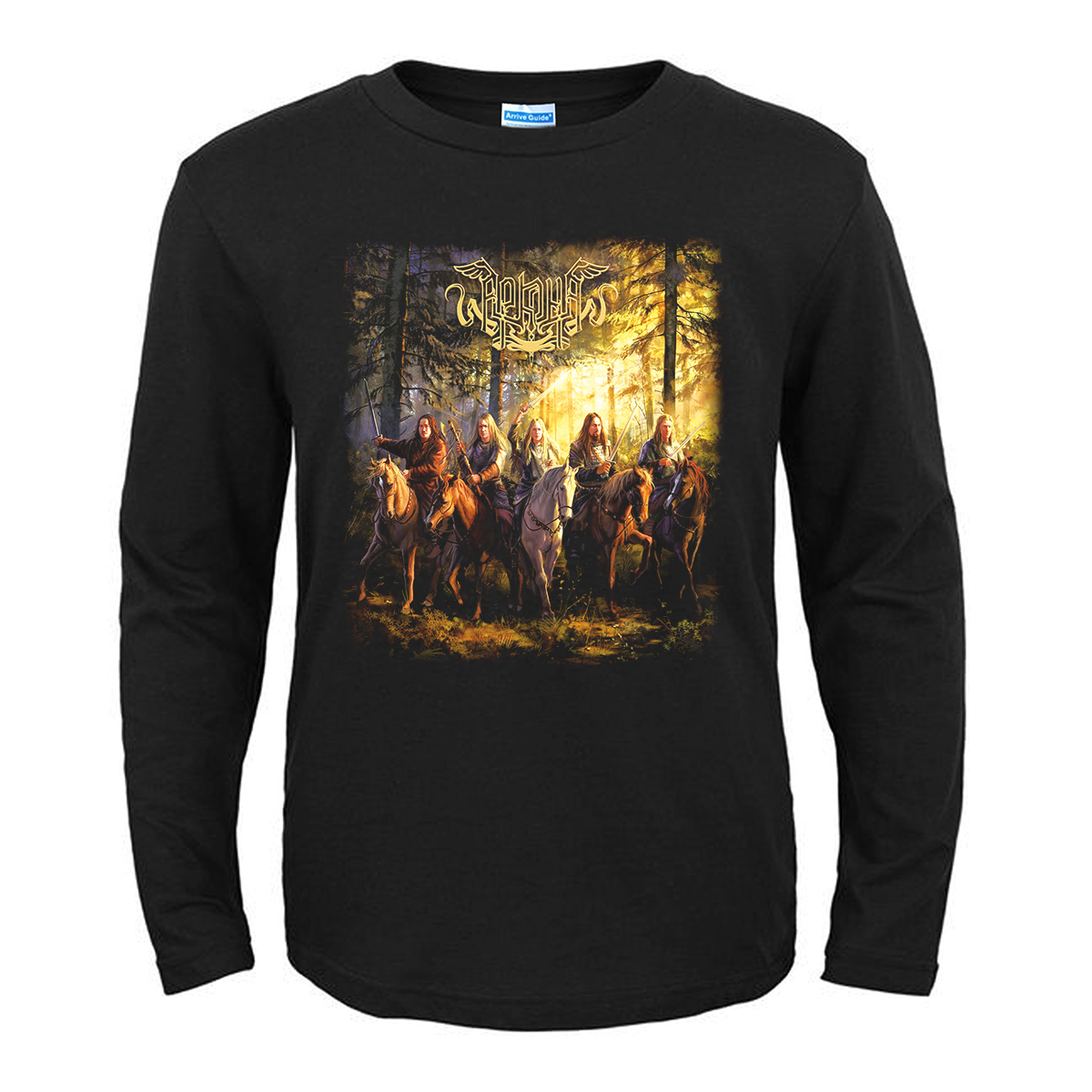 Merch T-Shirt Arkona Decade Of Glory