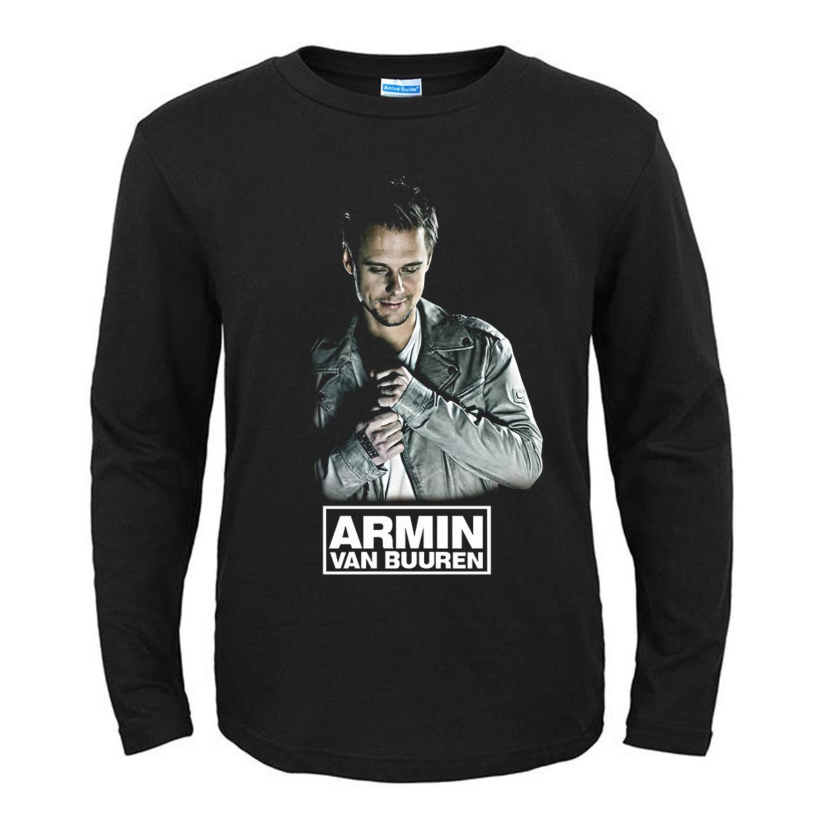 Merch T-Shirt Armin Van Buuren Black