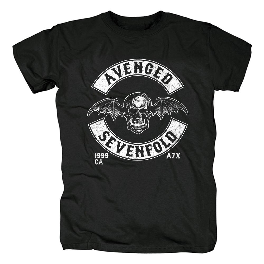 Merchandise T-Shirt Avenged Sevenfold Deathbat