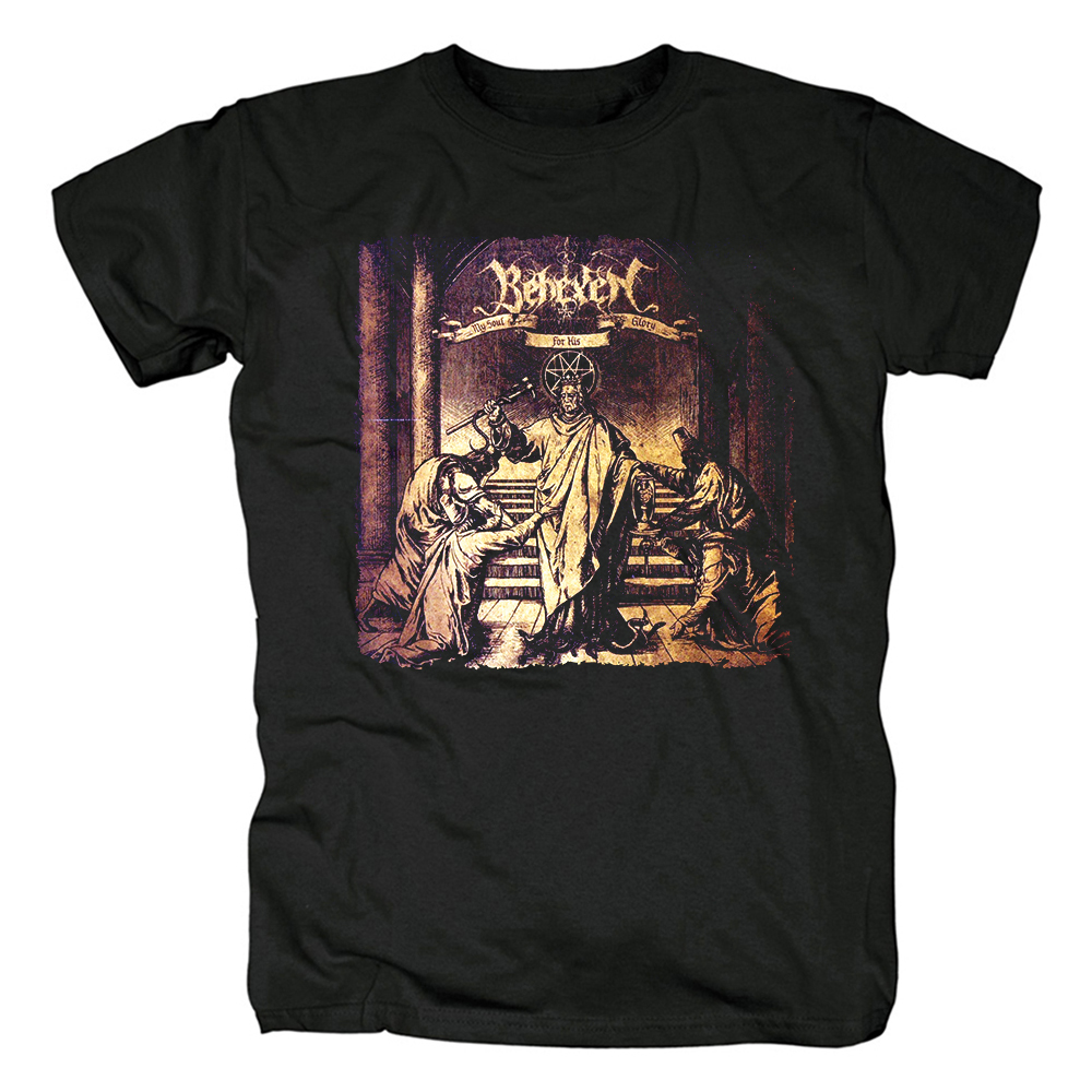 Merchandise T-Shirt Behexen My Soul For His Glory