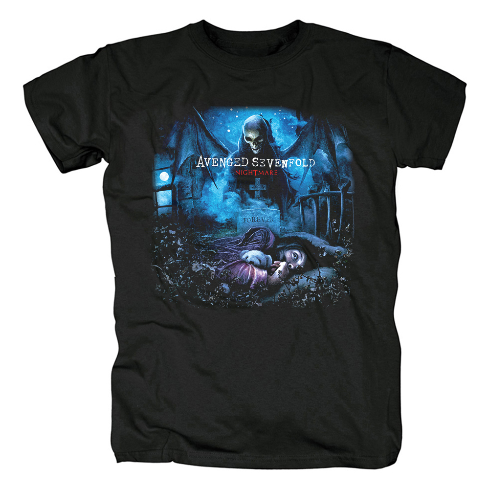 Collectibles T-Shirt Avenged Sevenfold Nightmare