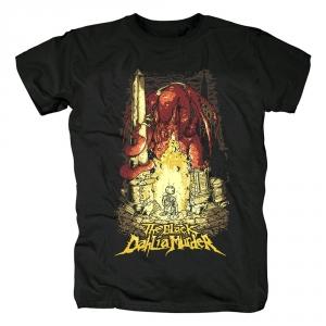 Merch T-Shirt The Black Dahlia Murder Red Dragon