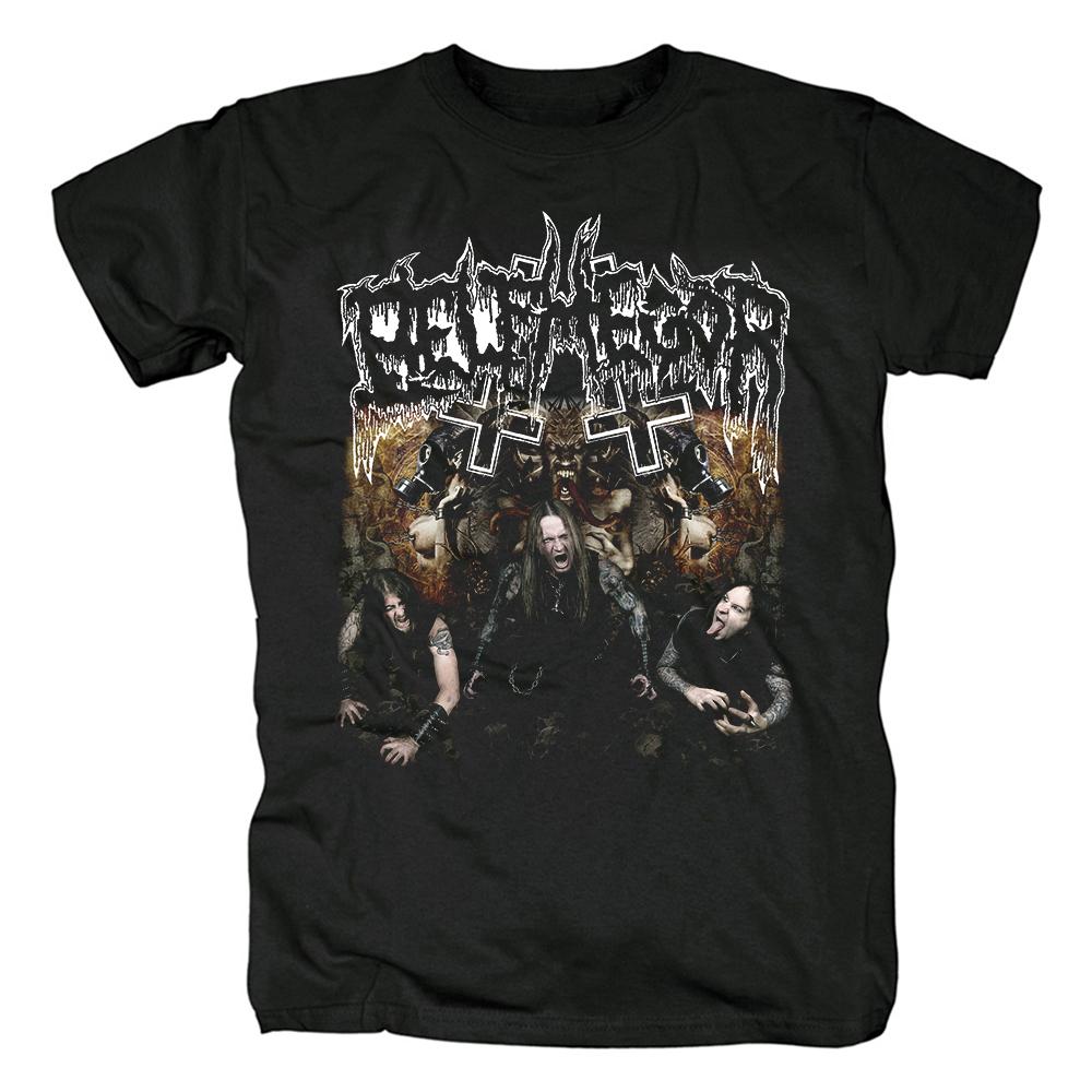 Merch T-Shirt Belphegor Death Metal Band