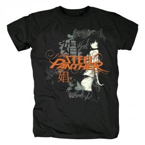 Merch T-Shirt Steel Panther Hooker