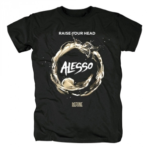 Collectibles T-Shirt Dj Alesso Raise Your Head