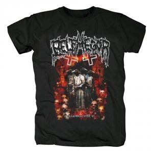 Merch T-Shirt Belphegor Pestapokalypse Vi