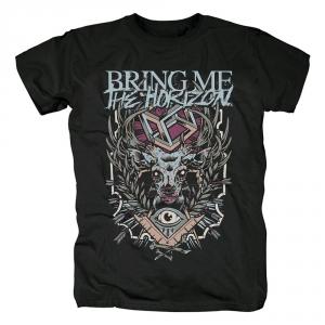 Merchandise T-Shirt Bring Me The Horizon Deer