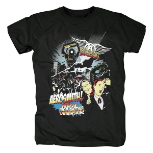 Collectibles T-Shirt Aerosmith From Another Dimension