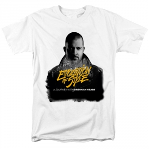 Collectibles T-Shirt Brennan Heart Evolution Of Style