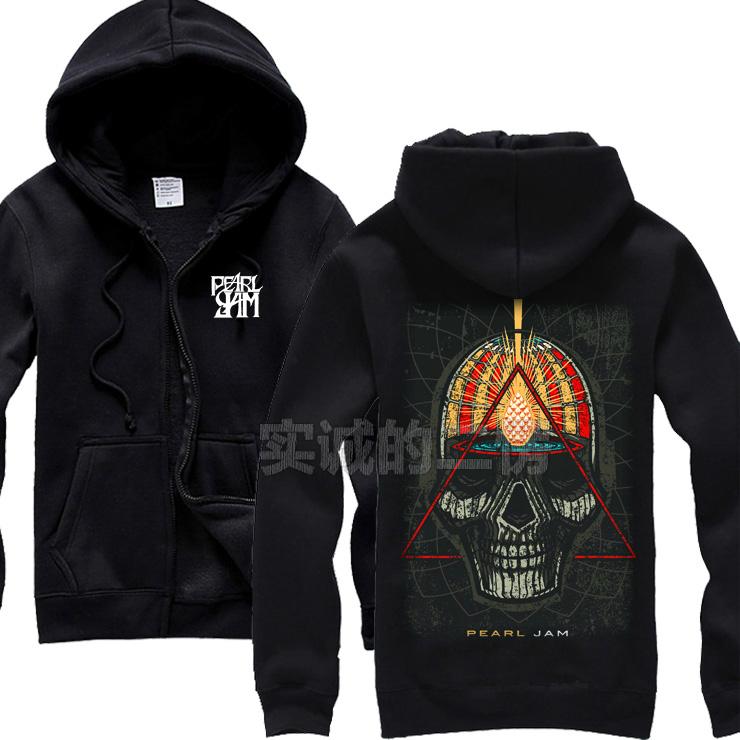 Merchandise Hoodie Pearl Jam Rock Shop Pullover