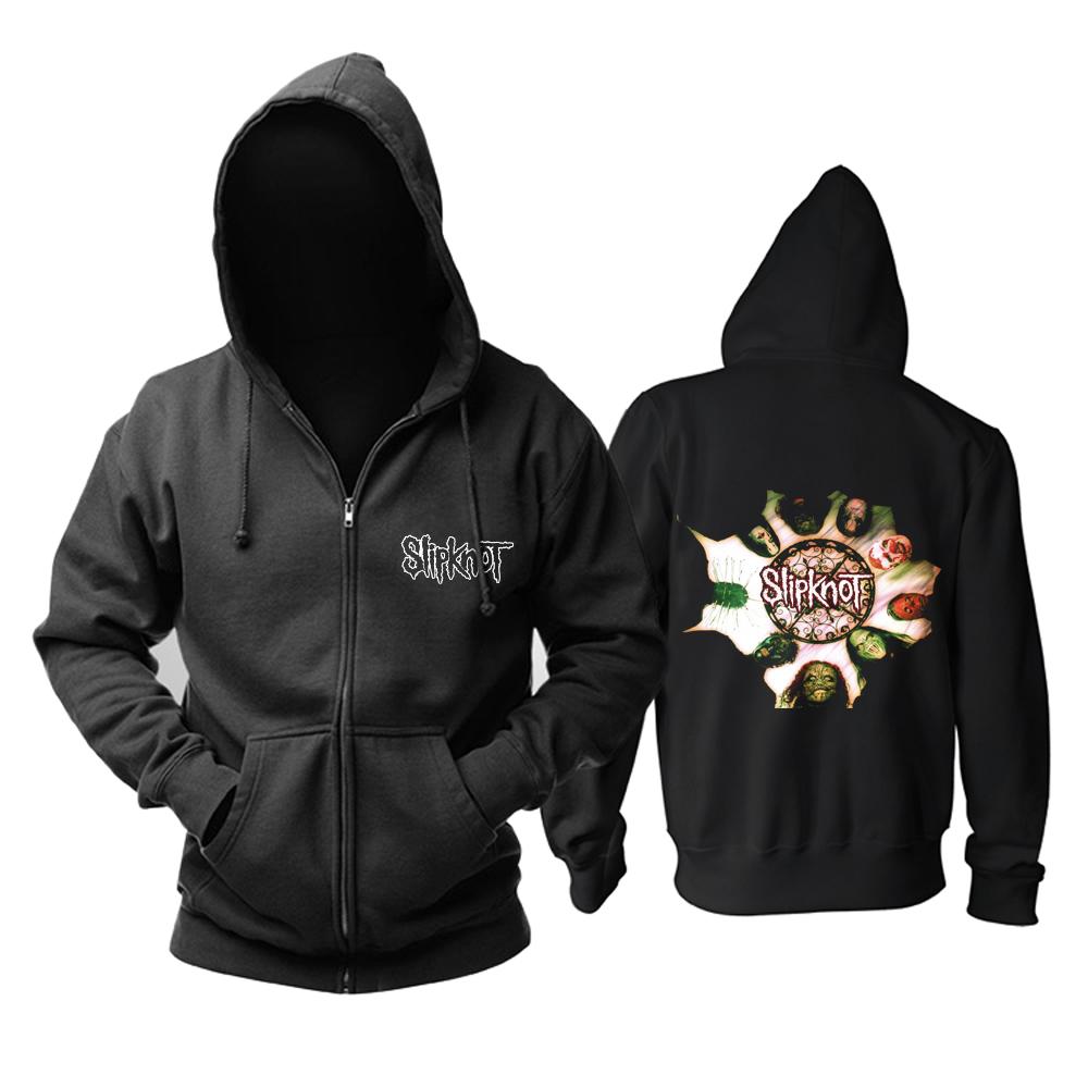 Merchandise Slipknot Hoodie Album Cover Pullover
