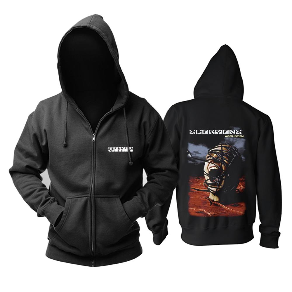Merchandise Hoodie Scorpions Acoustica Pullover