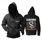 Collectibles Hoodie Scorpions Sting In The Tail Pullover