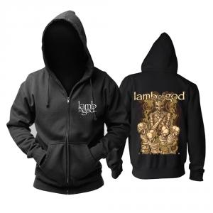 Merchandise Hoodie Lamb Of God Congregation Pullover