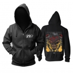 Collectibles Slayer Hoodie Black Printed Pullover
