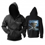 Merch Hoodie Therion Lemuria Black Pullover