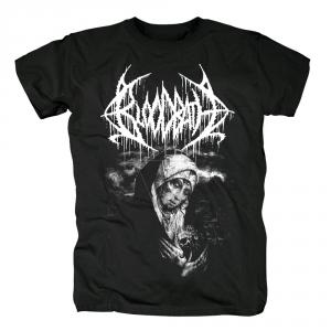 Collectibles T-Shirt Bloodbath Grand Morbid Funeral Black