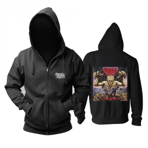 Merchandise - Hoodie Suicidal Angels Divide And Conquer