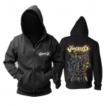 Merchandise Hoodie Aborted Chainsaw Zombie Pullover