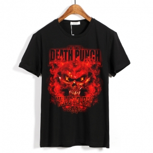 Collectibles - T-Shirt Five Finger Death Punch Hell To Pay