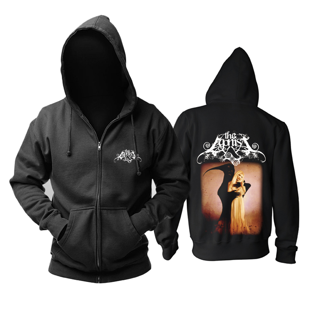 Merch Hoodie The Agonist Once Only Imagined Pullover