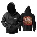 Merchandise Hoodie Kreator Gods Of Violence Pullover