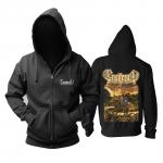 Merchandise Hoodie Ensiferum Victory Songs Pullover