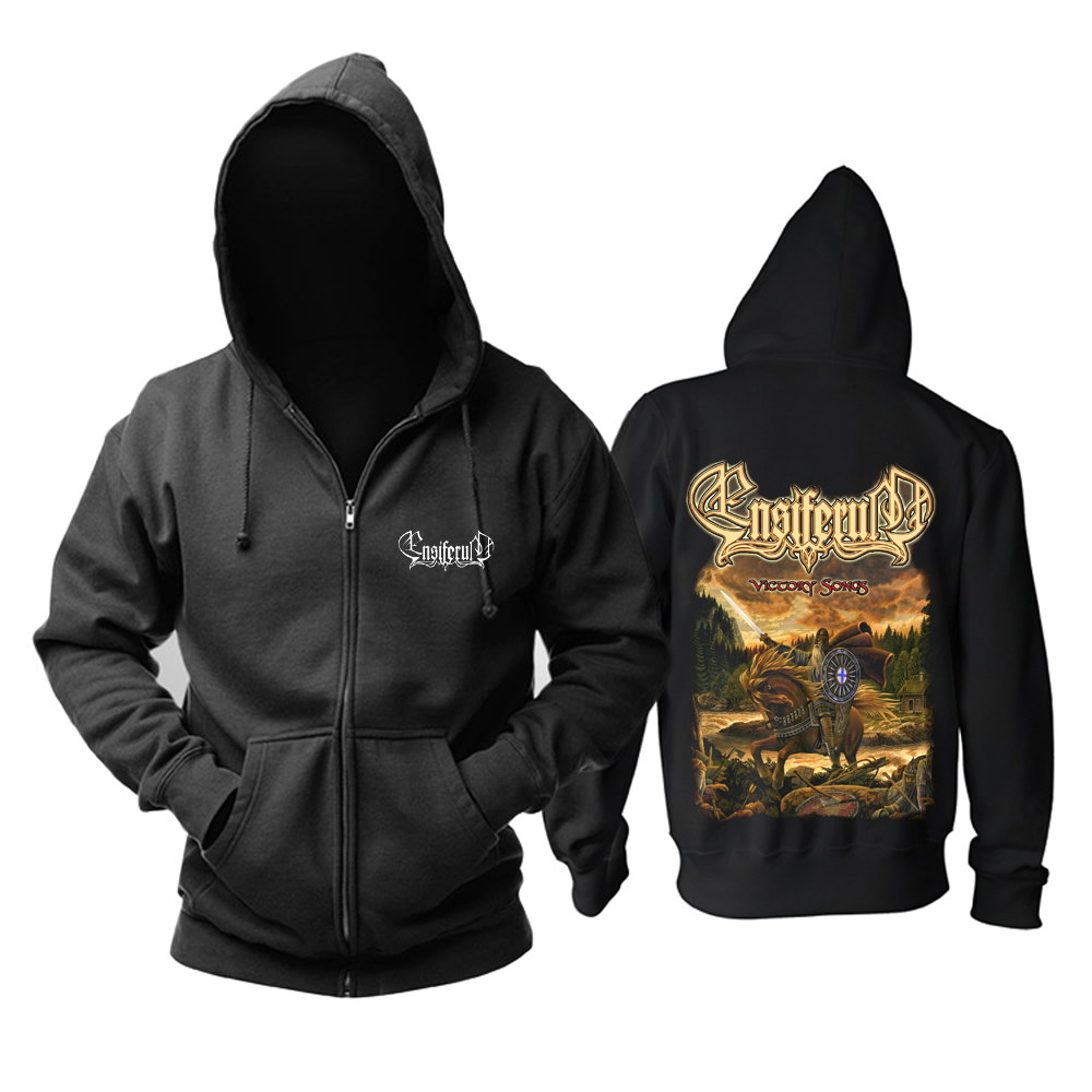 Collectibles Hoodie Ensiferum Victory Songs Pullover