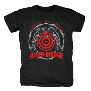 Collectibles T-Shirt Alter Bridge Crows On A Wire