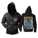 Merchandise Blink-182 Hoodie Poseidon Black Pullover