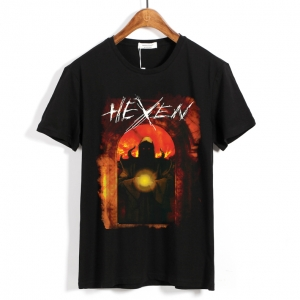 Merch - T-Shirt Hexen Window Black