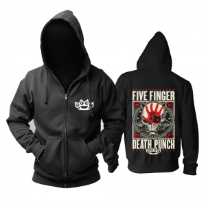 Collectibles - Hoodie Five Finger Death Punch Got Your Six