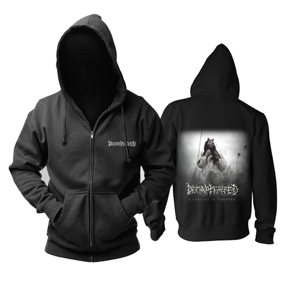 Collectibles Hoodie Decapitated Carnival Is Forever Pullover