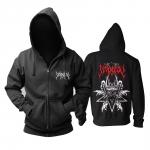 Merchandise Hoodie Impiety Armageddon Logo Pullover