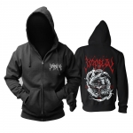Merchandise Hoodie Impiety Ravage &Amp; Conquer Pullover