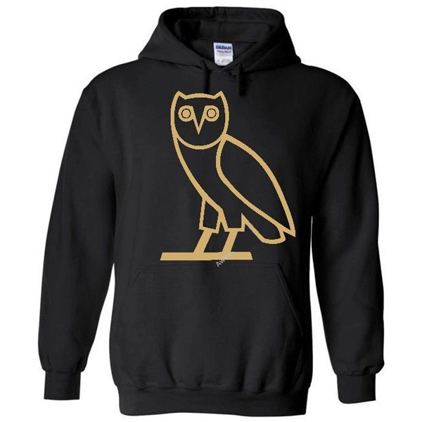 Merch Hoodie Drake Ovoxo Started From The Bottom Pullover