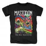 Collectibles T-Shirt Mastodon Once More 'Round The Sun
