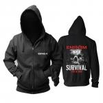 Merch Hoodie Eminem Survival Black Pullover