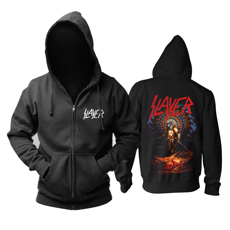 Merchandise Hoodie Slayer Pullover Cover