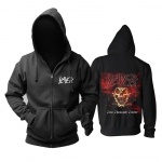 Merchandise Hoodie Slayer Two Thousand Twelve Pullover